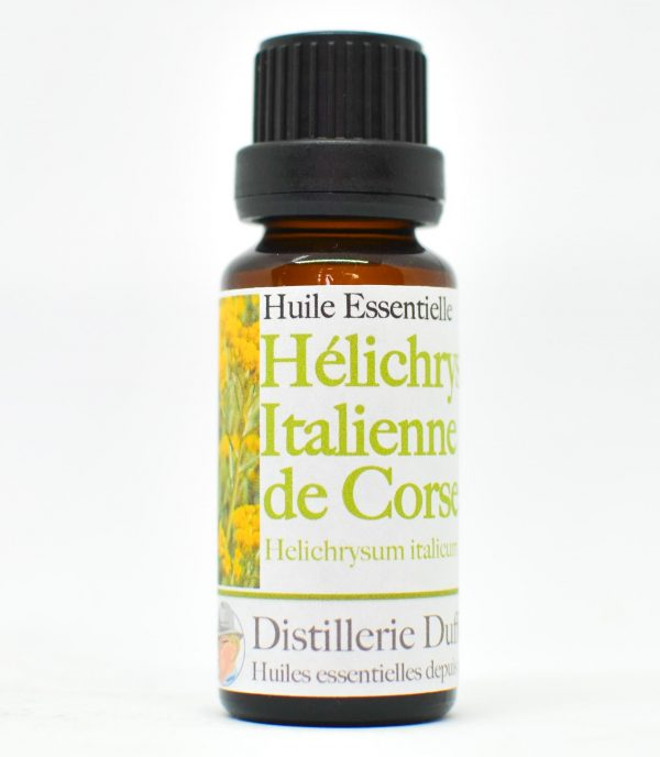 huile essentielle d'Hélichryse