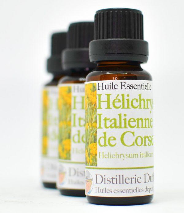 huile essentielle Hélichryse