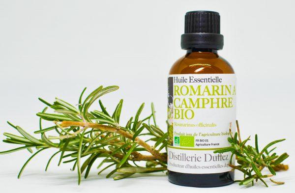 huile essentielle de Romarin