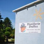 Distillerie Montboucher sur Jabron à coté de Montélimar