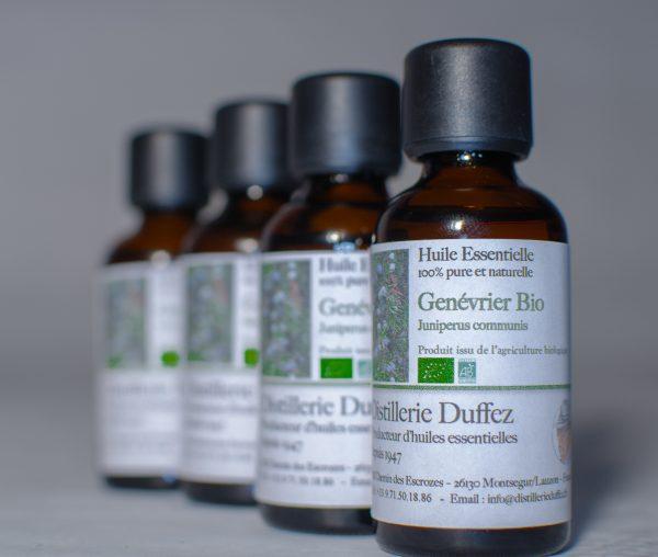 huile essentielle genevrier