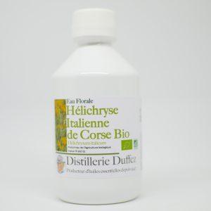 hydrolat helichryse italienne eau florale