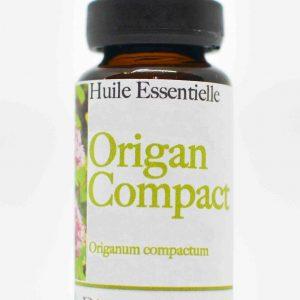 Huile Essentielle d'Origan compact, produit par la Distillerie Duffez