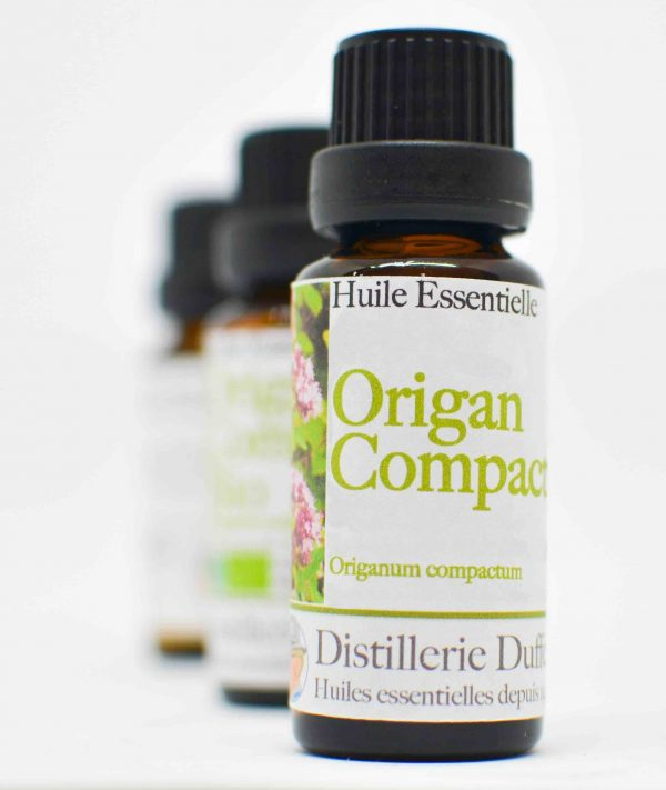 Huile Essentielle d'Origan conventionnel, produit par la Distillerie Duffez