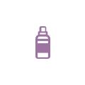 bouteille d'huiles essentielles