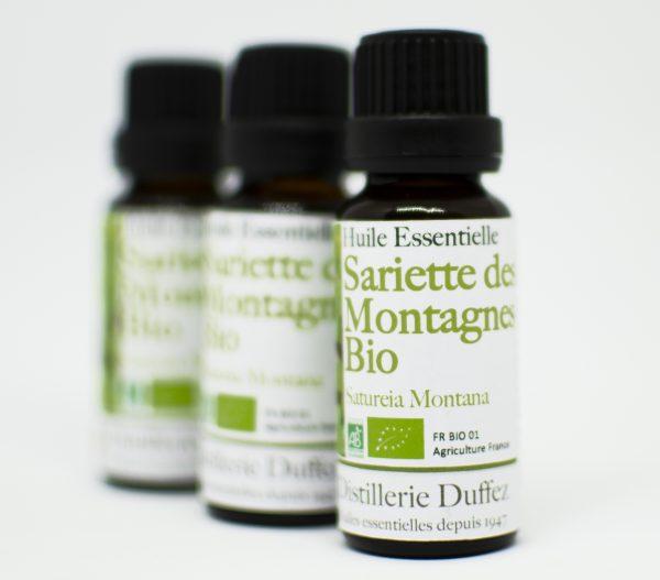 huile essentielle Sariette des Montagnes BIOLOGIQUE